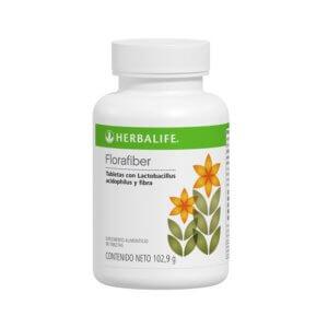 Fibra Florafiber 90 Tabletas Herbalife