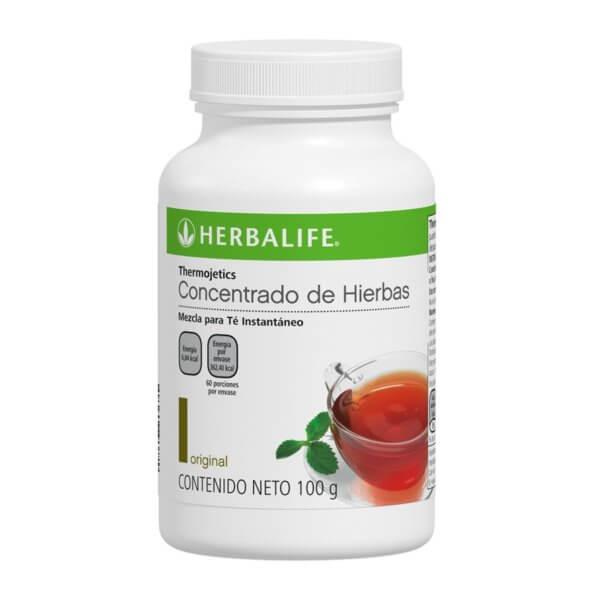 Té Concentrado de Hierbas 100gr Herbalife sabor Original