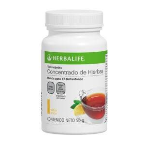 Té Concentrado de Hierbas 50gr Herbalife sabor Limón