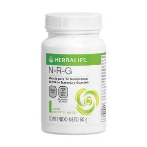 Té N-R-G Herbalife sabor Manzana