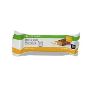Barritas Deluxe con Proteína Herbalife sabor Limón