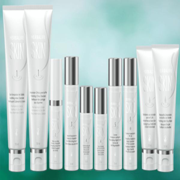 Programa Skin Avanzado Normal a Graso Herbalife