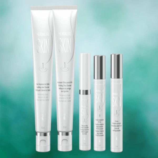Programa Skin Básico Normal a Seco Herbalife