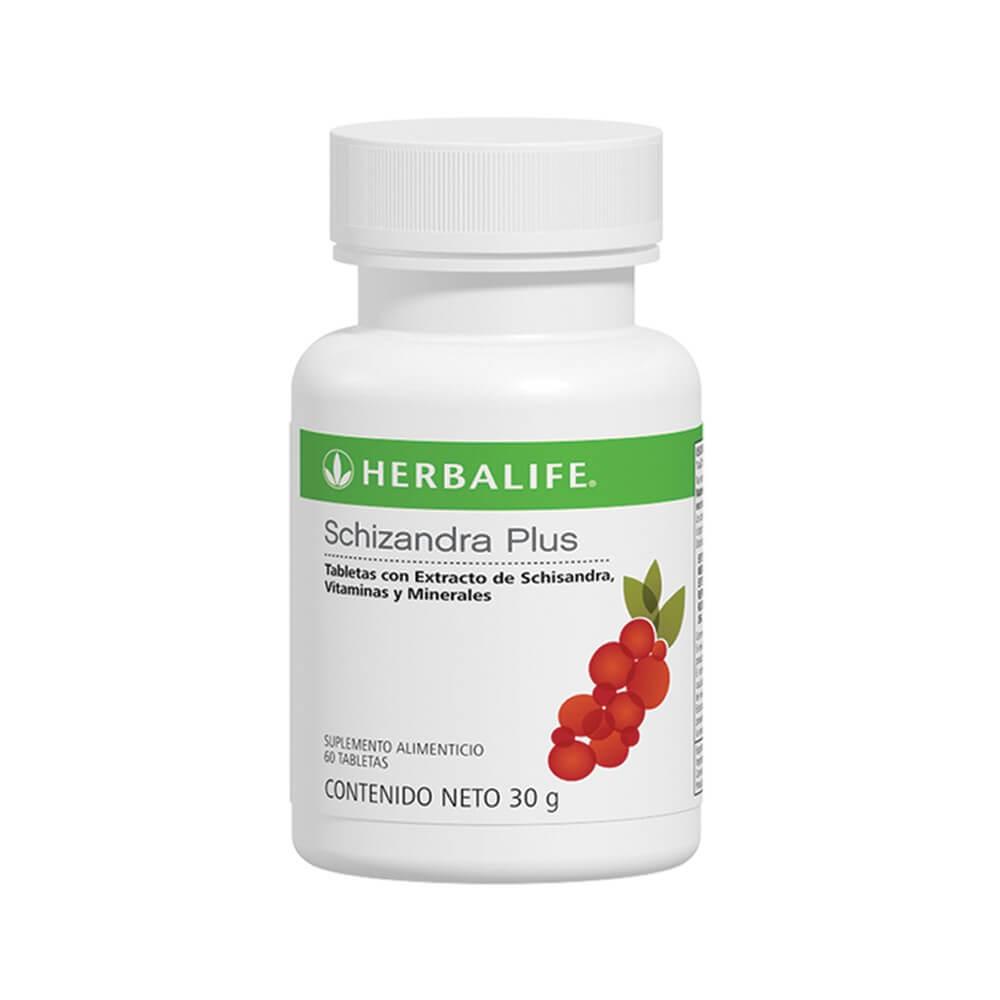 Schizandra Plus 60 Tab Herbalife