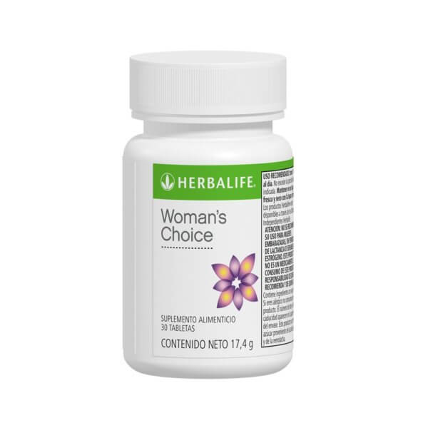 Womans Choice Tabletas Herbalife