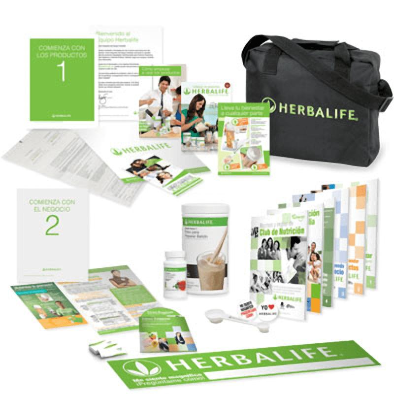 Paquete Asociado Herbalife MX