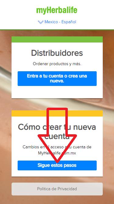 MyHerbalife MX